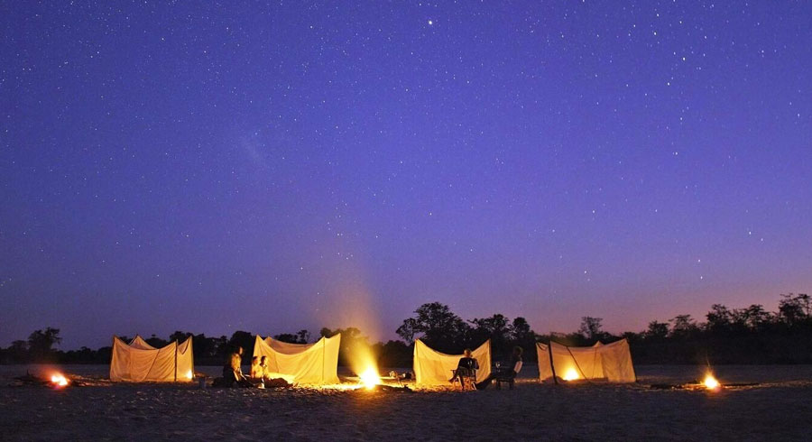 Wild at Heart Journeys Norman Carr South Luangwa Fly Camping