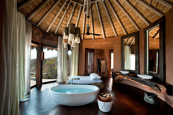 Leobo Private Villa Observatory South Africa Bath