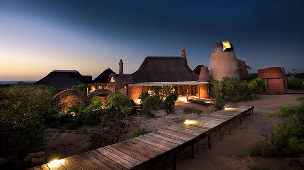 Leobo Private Villa Observatory South Africa