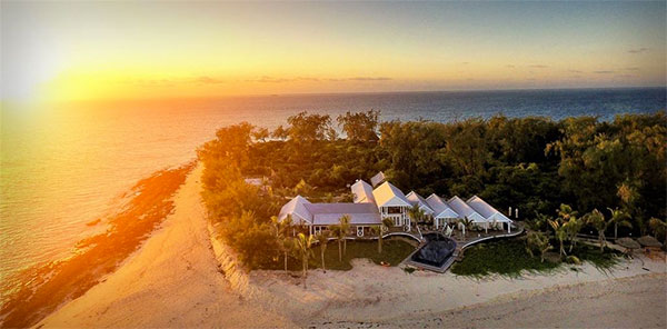 Thanda Island Private Villa Africa Tanzania
